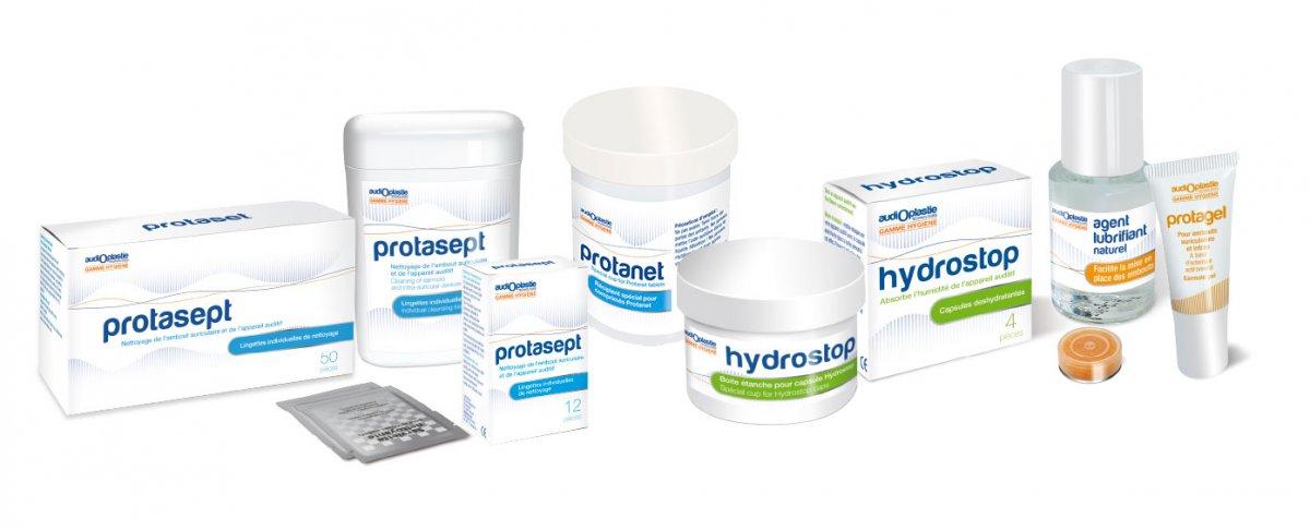 produits de nettoyage pour appareils auditifs bordeaux