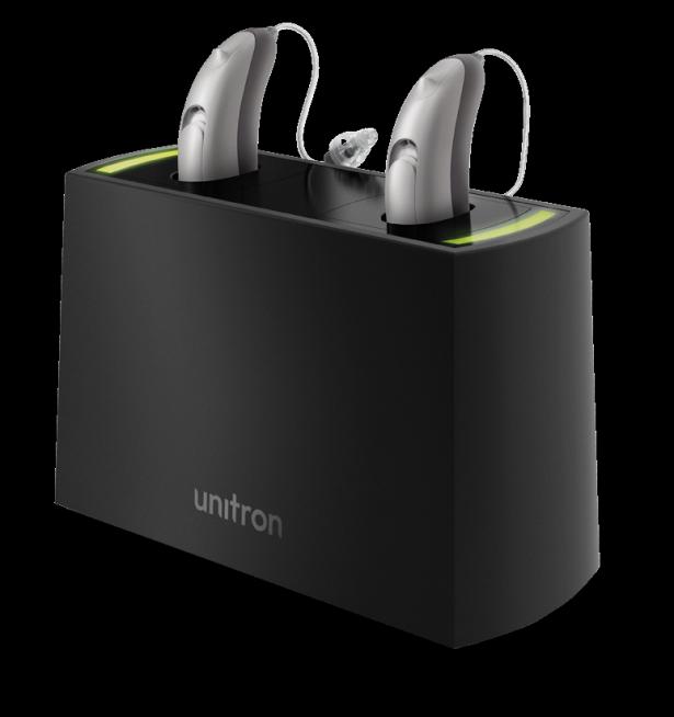 appareils auditifs connectés rechargeables