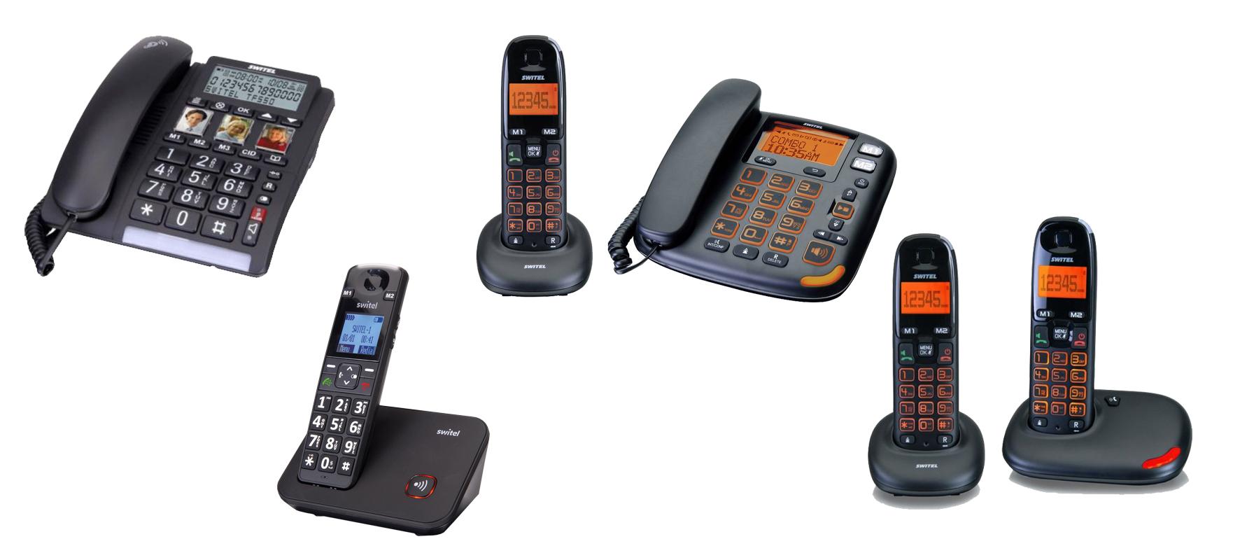Téléphones pour mal-entendant Bordeaux