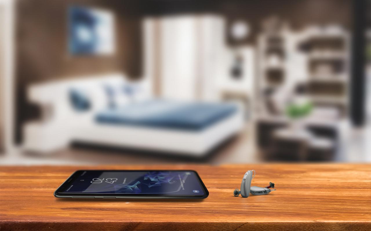 appareils auditifs bluetooth compatible android iPhone bordeaux